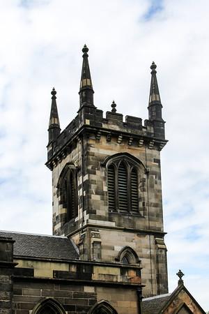 A Walk Around Edinburgh
