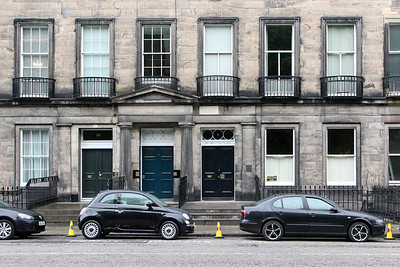 Edinburgh Bed and Breakfast and surrounding area