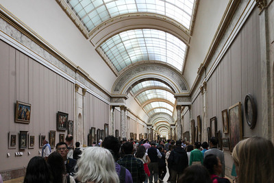 The Louvre and Surrounding Areas