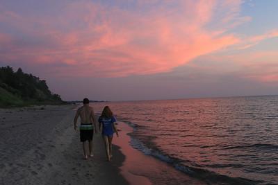 Vacation 2013_Orchard Beach Michigan